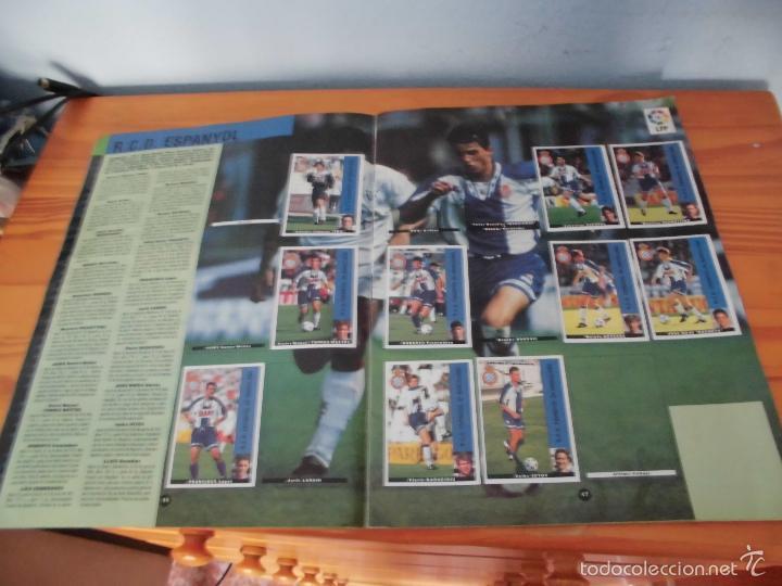 Coleccionismo deportivo: ALBUM PANINI LIGA 95 96 FUTBOL CROMOS 1995 1996 - ALBUM INCOMPLETO - Foto 10 - 58332416