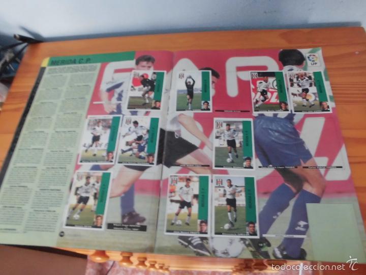Coleccionismo deportivo: ALBUM PANINI LIGA 95 96 FUTBOL CROMOS 1995 1996 - ALBUM INCOMPLETO - Foto 11 - 58332416