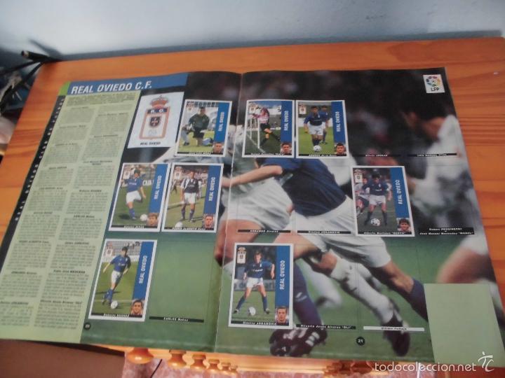 Coleccionismo deportivo: ALBUM PANINI LIGA 95 96 FUTBOL CROMOS 1995 1996 - ALBUM INCOMPLETO - Foto 12 - 58332416