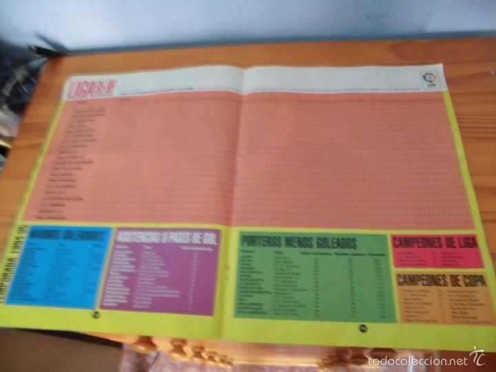Coleccionismo deportivo: ALBUM PANINI LIGA 95 96 FUTBOL CROMOS 1995 1996 - ALBUM INCOMPLETO - Foto 14 - 58332416