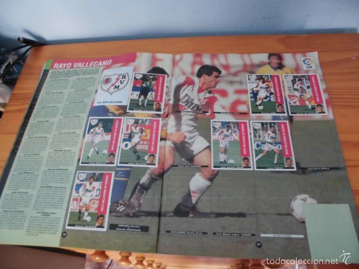 Coleccionismo deportivo: ALBUM PANINI LIGA 95 96 FUTBOL CROMOS 1995 1996 - ALBUM INCOMPLETO - Foto 15 - 58332416