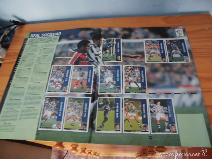 Coleccionismo deportivo: ALBUM PANINI LIGA 95 96 FUTBOL CROMOS 1995 1996 - ALBUM INCOMPLETO - Foto 17 - 58332416