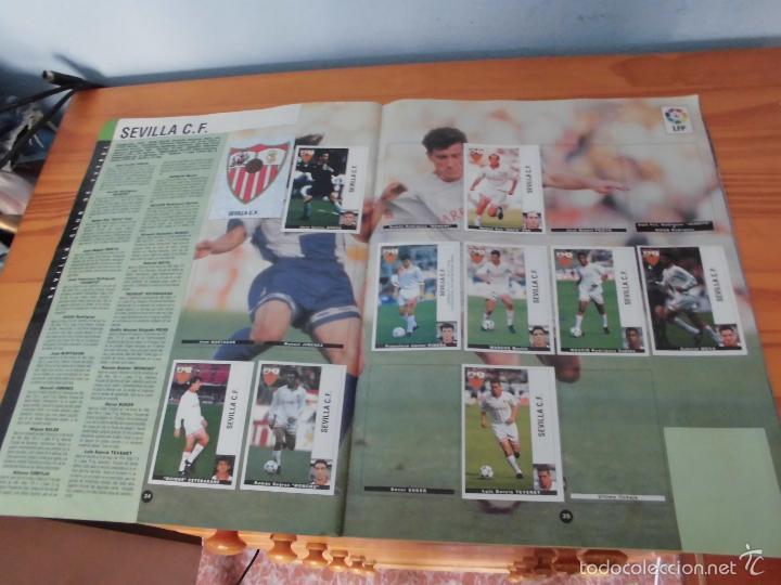 Coleccionismo deportivo: ALBUM PANINI LIGA 95 96 FUTBOL CROMOS 1995 1996 - ALBUM INCOMPLETO - Foto 19 - 58332416