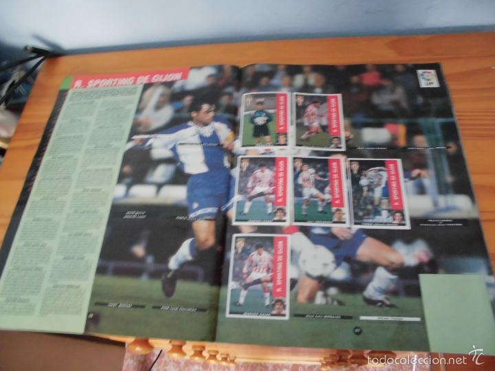 Coleccionismo deportivo: ALBUM PANINI LIGA 95 96 FUTBOL CROMOS 1995 1996 - ALBUM INCOMPLETO - Foto 20 - 58332416