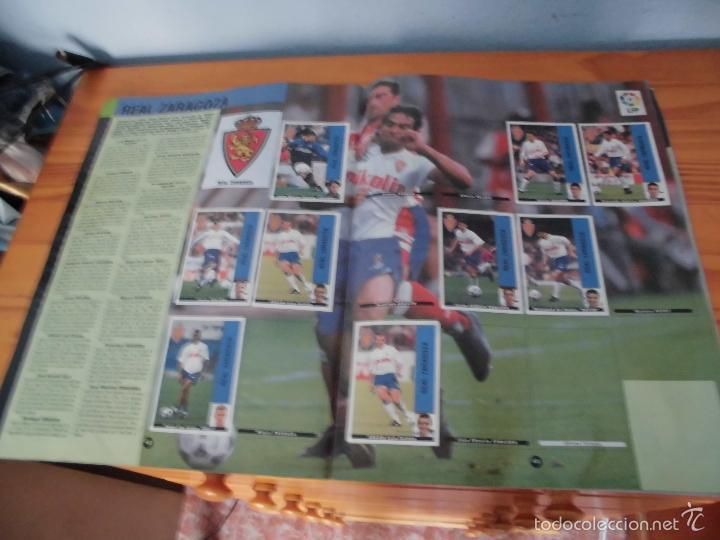 Coleccionismo deportivo: ALBUM PANINI LIGA 95 96 FUTBOL CROMOS 1995 1996 - ALBUM INCOMPLETO - Foto 23 - 58332416