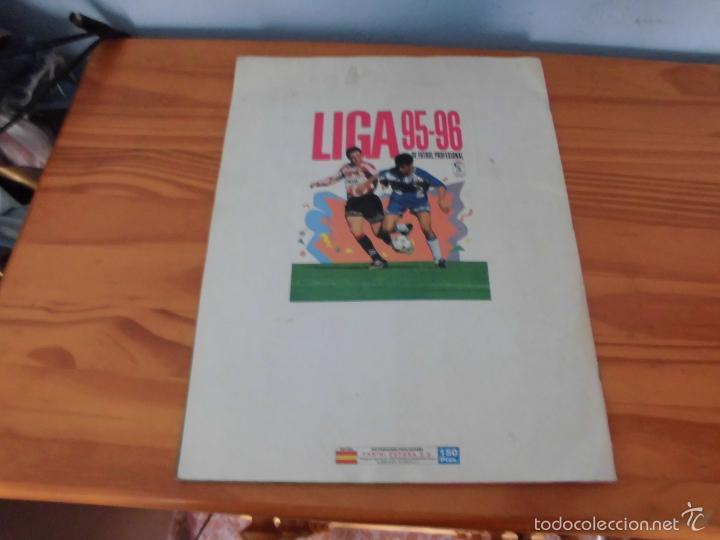 Coleccionismo deportivo: ALBUM PANINI LIGA 95 96 FUTBOL CROMOS 1995 1996 - ALBUM INCOMPLETO - Foto 27 - 58332416