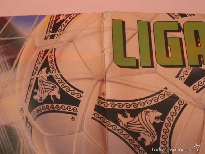 Coleccionismo deportivo: ÁLBUM CROMOS ESTE FÚTBOL LIGA 91 92 1991 1992 CON 282 CROMOS - FOTOS DE TODAS LAS HOJAS - Foto 49 - 60004411