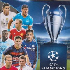 Coleccionismo deportivo: UEFA CHAMPIONS LEAGUE - 2015 / 2016 - OFFICIAL STICKER COLLECTION. Lote 60252531