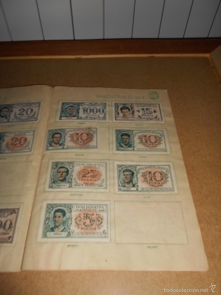 Coleccionismo deportivo: ALBUM CROMOS FUTBOL MONEDERO DEPORTIVO INFANTIL 1952-53 147 CROMOS MUY MUY DIFICL MIRA DESCRIPCION - Foto 10 - 60291783