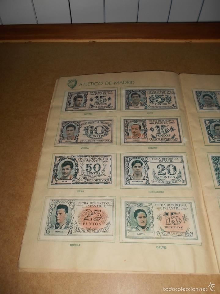 Coleccionismo deportivo: ALBUM CROMOS FUTBOL MONEDERO DEPORTIVO INFANTIL 1952-53 147 CROMOS MUY MUY DIFICL MIRA DESCRIPCION - Foto 11 - 60291783