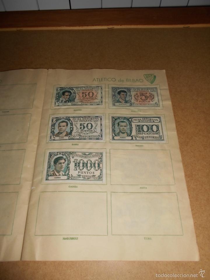 Coleccionismo deportivo: ALBUM CROMOS FUTBOL MONEDERO DEPORTIVO INFANTIL 1952-53 147 CROMOS MUY MUY DIFICL MIRA DESCRIPCION - Foto 15 - 60291783