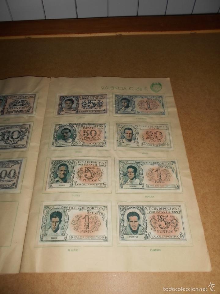 Coleccionismo deportivo: ALBUM CROMOS FUTBOL MONEDERO DEPORTIVO INFANTIL 1952-53 147 CROMOS MUY MUY DIFICL MIRA DESCRIPCION - Foto 18 - 60291783