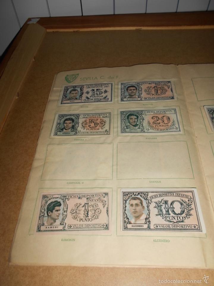 Coleccionismo deportivo: ALBUM CROMOS FUTBOL MONEDERO DEPORTIVO INFANTIL 1952-53 147 CROMOS MUY MUY DIFICL MIRA DESCRIPCION - Foto 20 - 60291783