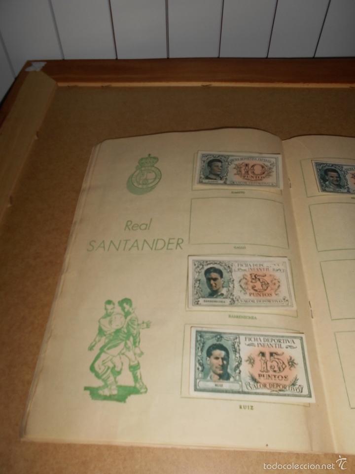 Coleccionismo deportivo: ALBUM CROMOS FUTBOL MONEDERO DEPORTIVO INFANTIL 1952-53 147 CROMOS MUY MUY DIFICL MIRA DESCRIPCION - Foto 32 - 60291783