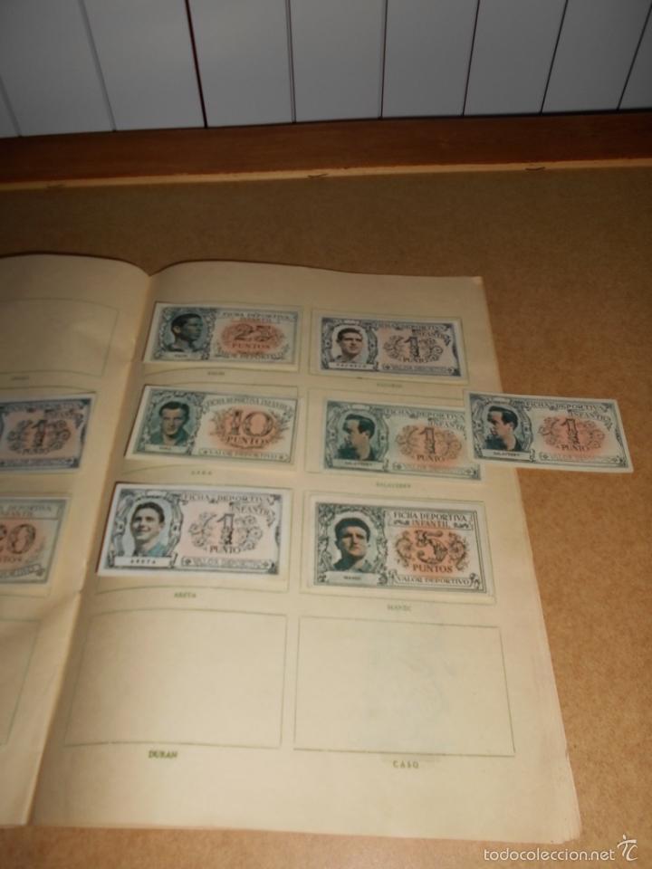Coleccionismo deportivo: ALBUM CROMOS FUTBOL MONEDERO DEPORTIVO INFANTIL 1952-53 147 CROMOS MUY MUY DIFICL MIRA DESCRIPCION - Foto 36 - 60291783