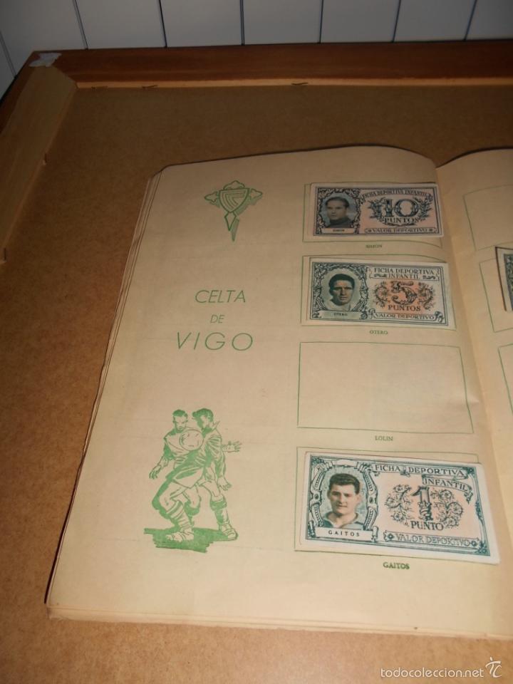 Coleccionismo deportivo: ALBUM CROMOS FUTBOL MONEDERO DEPORTIVO INFANTIL 1952-53 147 CROMOS MUY MUY DIFICL MIRA DESCRIPCION - Foto 37 - 60291783