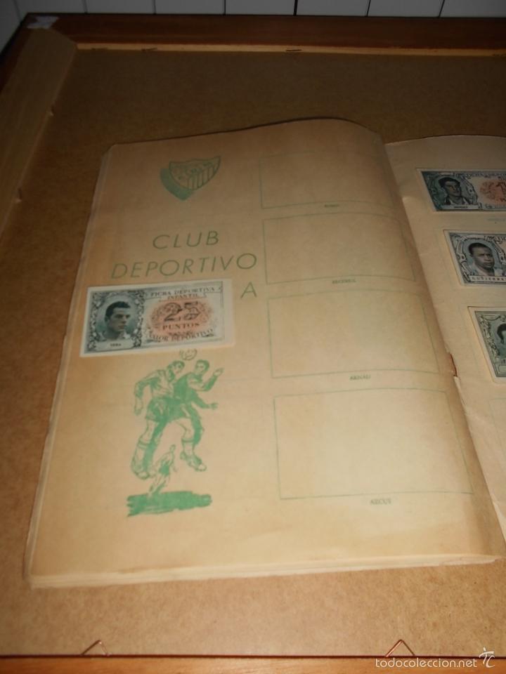 Coleccionismo deportivo: ALBUM CROMOS FUTBOL MONEDERO DEPORTIVO INFANTIL 1952-53 147 CROMOS MUY MUY DIFICL MIRA DESCRIPCION - Foto 53 - 60291783