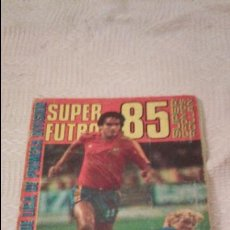 Coleccionismo deportivo: SUPER FUTBOL 85 ROLLAN ALBUM VACÍO NO PLANCHA. LEER DESCRIPCIÓN. Lote 60694943