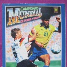 Coleccionismo deportivo: ALBUM CROMOS, CAMPEONATO MUNDIAL DE FUTBOL, USA 94, TIENE 287 CROMOS, . Lote 60812791