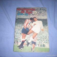 Coleccionismo deportivo: ALBUM DE LA LIGA 1972-73 DE FHER . Lote 61062575