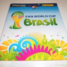 Coleccionismo deportivo: ALBUM SIN CROMOS VACIO FIFA WORLD CUP BRASIL 2014 MUNDIAL DE FUTBOL 14 PANINI. Lote 146372208