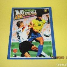 Coleccionismo deportivo: ALBUM DE FUTBOL MUNDIAL DE FUTBOL USA 94 DE EDICIONES ESTADIO - AÑO 1994. Lote 62563660