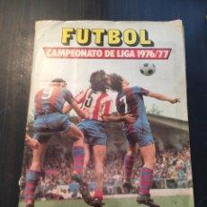 Coleccionismo deportivo: ALBUM CROMOS CAMPEONATO DE LIGA 1976-1977 , 76-77 , EDITORIAL ESTE , COMPLETO -3 CROMOS. Lote 62586428