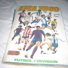 Coleccionismo deportivo: ALBUM DE LA LIGA 1979-80 DE ESTE. Lote 63180392