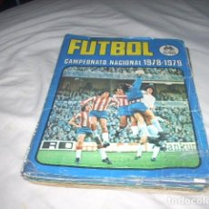 Coleccionismo deportivo: ALBUM DE LA LIGA 1978-79 DE RUIZ ROMERO COMPLETO. Lote 63180660