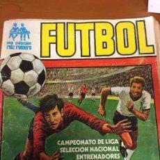 Coleccionismo deportivo: FUTBOL RUIZ ROMERO 1973 VACIO. Lote 63572992