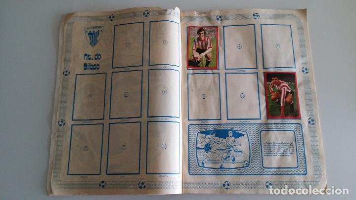 Coleccionismo deportivo: ÁLBUM FÚTBOL RUIZ ROMERO 1977 1978 - Foto 4 - 63649527