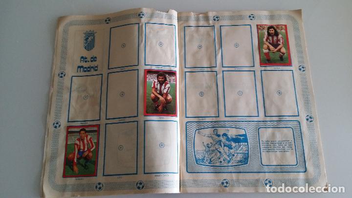 Coleccionismo deportivo: ÁLBUM FÚTBOL RUIZ ROMERO 1977 1978 - Foto 5 - 63649527
