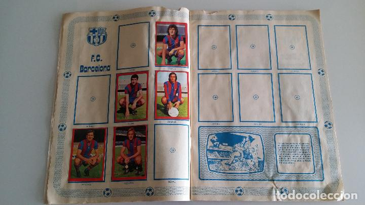 Coleccionismo deportivo: ÁLBUM FÚTBOL RUIZ ROMERO 1977 1978 - Foto 6 - 63649527
