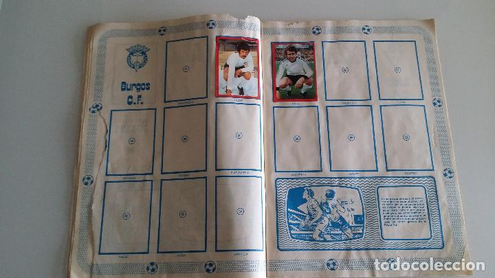 Coleccionismo deportivo: ÁLBUM FÚTBOL RUIZ ROMERO 1977 1978 - Foto 8 - 63649527