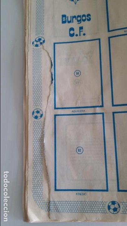 Coleccionismo deportivo: ÁLBUM FÚTBOL RUIZ ROMERO 1977 1978 - Foto 9 - 63649527