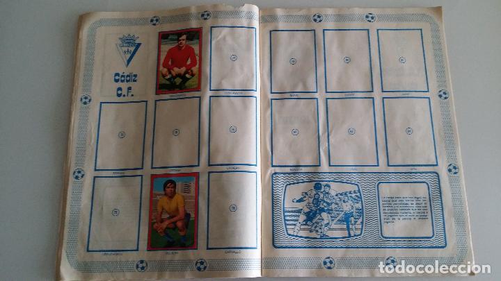 Coleccionismo deportivo: ÁLBUM FÚTBOL RUIZ ROMERO 1977 1978 - Foto 10 - 63649527