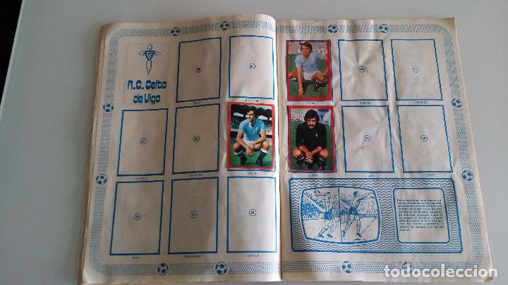 Coleccionismo deportivo: ÁLBUM FÚTBOL RUIZ ROMERO 1977 1978 - Foto 11 - 63649527
