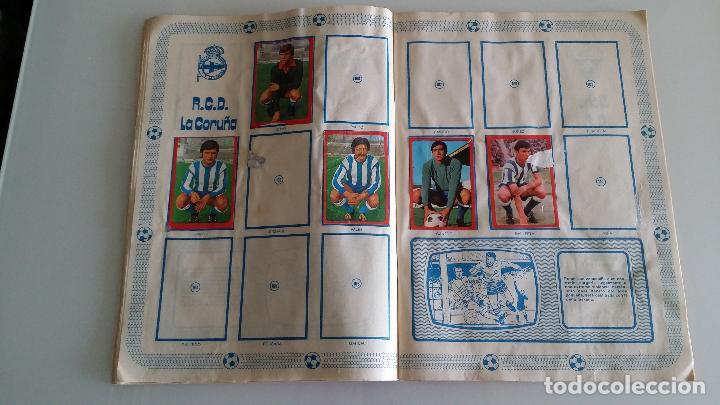 Coleccionismo deportivo: ÁLBUM FÚTBOL RUIZ ROMERO 1977 1978 - Foto 12 - 63649527