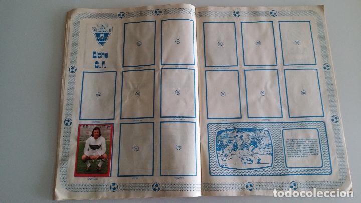 Coleccionismo deportivo: ÁLBUM FÚTBOL RUIZ ROMERO 1977 1978 - Foto 13 - 63649527