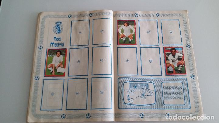 Coleccionismo deportivo: ÁLBUM FÚTBOL RUIZ ROMERO 1977 1978 - Foto 19 - 63649527