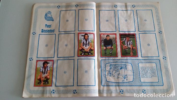 Coleccionismo deportivo: ÁLBUM FÚTBOL RUIZ ROMERO 1977 1978 - Foto 21 - 63649527