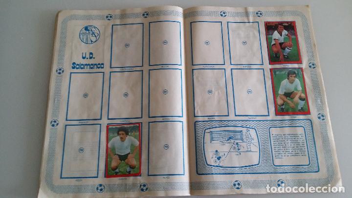 Coleccionismo deportivo: ÁLBUM FÚTBOL RUIZ ROMERO 1977 1978 - Foto 23 - 63649527