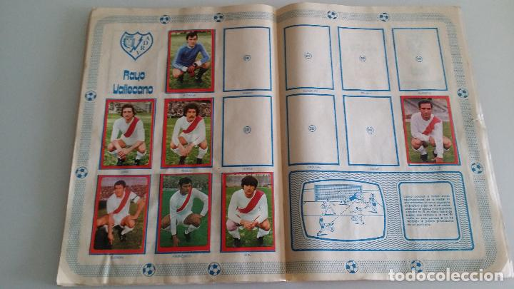 Coleccionismo deportivo: ÁLBUM FÚTBOL RUIZ ROMERO 1977 1978 - Foto 27 - 63649527
