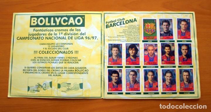 Coleccionismo deportivo: Fútbol - Liga 1996-1997, 96-97 - Bollycao - a falta de 2 cromos - Foto 2 - 63732131