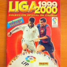 Coleccionismo deportivo: LIGA 1999-2000, 99-00 - EDITORIAL PANINI - TIENE 103 CROMOS. Lote 63854187