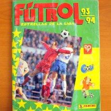 Coleccionismo deportivo: FÚTBOL 93-94, 1993-1994 - EDITORIAL PANINI - TIENE 334 CROMOS. Lote 63854547