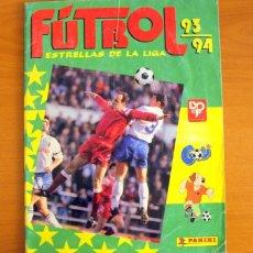 Coleccionismo deportivo: FÚTBOL 93-94, 1993-1994 - EDITORIAL PANINI - TIENE 132 CROMOS. Lote 63854711