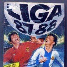 Coleccionismo deportivo: LIGA 87 - 87 ÁLBUM FÚTBOL ESTE 1987 - 1988 1ª DIVISIÓN INCOMPLETO FALTA 1 CROMO. Lote 245381125