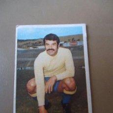 Coleccionismo deportivo: BLC ESTE 74-75 1974 1975 GILBERTO LAS PALMAS NUNCA PEGADO. Lote 64962039