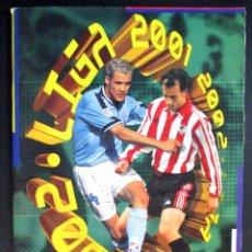 Coleccionismo deportivo: LIGA 2001 2002 , 01 - 02 , ALBUM DE CROMOS DE FÚTBOL , INCOMPLETO , EDICIONES ESTE. Lote 65663650